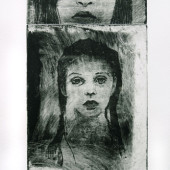 Nyx and Youth Etching 11